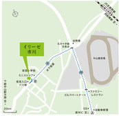 map イリーゼ市川(住宅型有料老人ホーム)